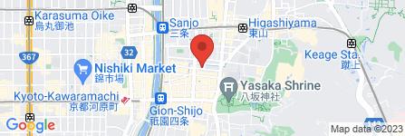 地図 北川商店