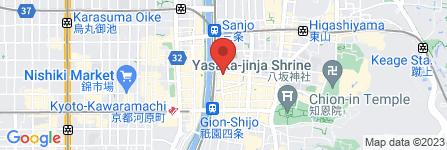 地図 Bistro×Bar HAKONIWA