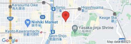 地図 アート芳桐