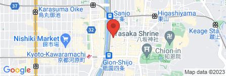 地図 京焼肉 新