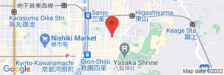 地図 浦場豆腐店