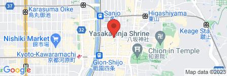 地図 京趣味 菱岩
