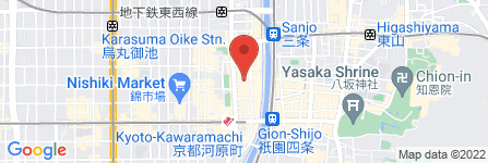 地図 SoulsKyoto