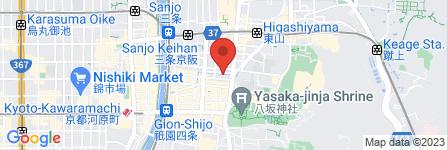 地図 ギャラリー奏美庵