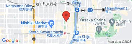 地図 ビューティープラザ浅井