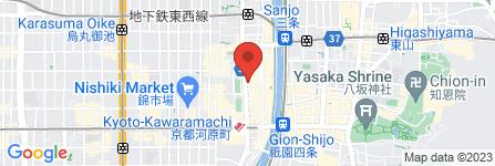 地図 昭和風バー・レトロ