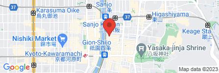 地図 川崎紙店