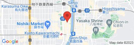 地図 INA BAR
