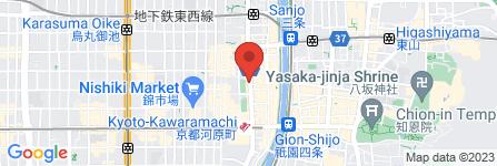 地図 珈琲専門店 インパルス