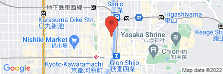 地図 西里