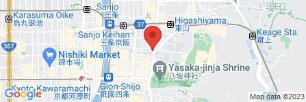 地図 渡辺法衣仏具店