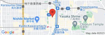 地図 SERENDIPITY