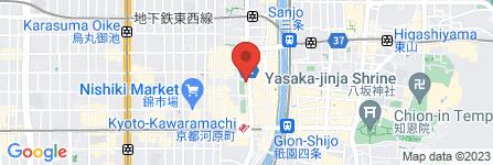 地図 京都 Octave