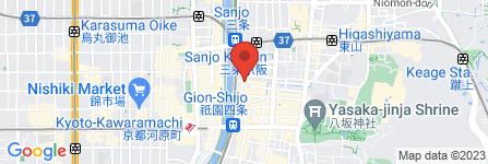 地図 中川染織
