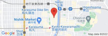 地図 Club LOOSE
