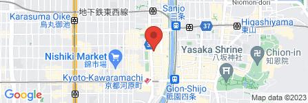 地図 河原町商店街振興組合