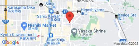 地図 田中ワイシャツ店
