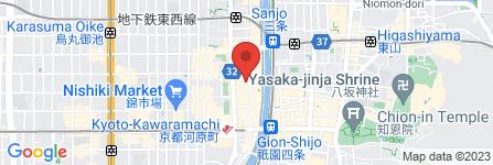 地図 ビヤパブ麦酒館