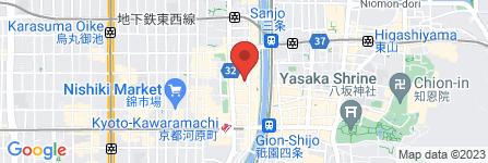 地図 CLUB DOUBLE