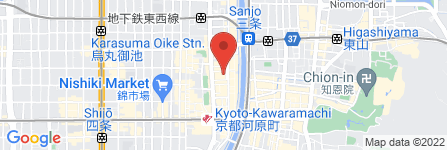 地図 株式会社LUSSO