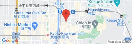 地図 株式会社中西松豊軒