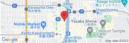 地図 酒と味 京菜