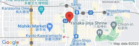 地図 BAR PACHANGA