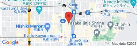 地図 COCO fillup