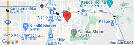 地図 三善製菓所