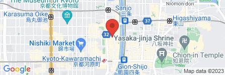 地図 BAR OAZO