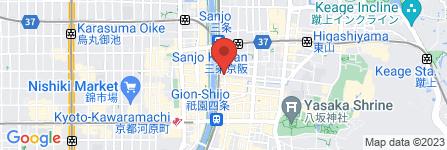 地図 熊谷酒店