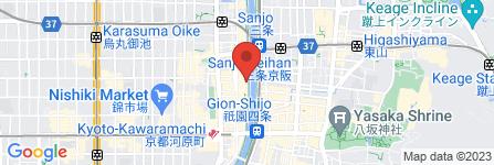 地図 三福旅館