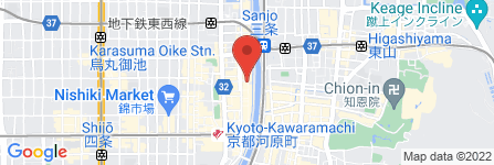 地図 BAR Luckenbooth