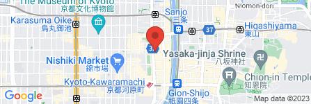 地図 お出汁とおばんざい musubu
