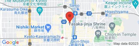 地図 SPARKLE CLUB&BAR