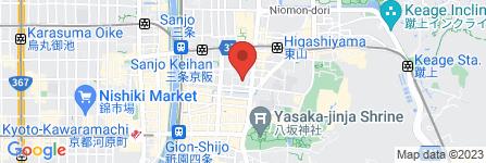 地図 上田商店
