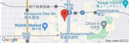 地図 Lounge Bar AI