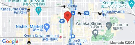 地図 Cafe De Ai