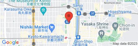 地図 KO PRESENTS