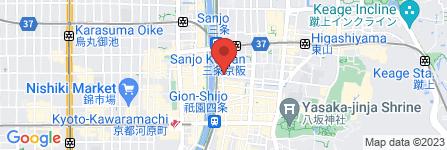 地図 山添天香堂
