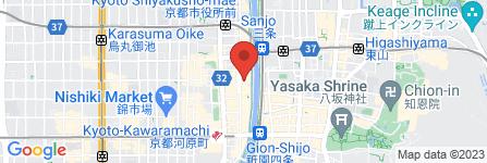 地図 亀八