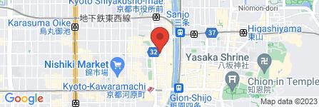 地図 馬焼肉専門店 桜とMomiji