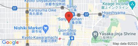 地図 花柳