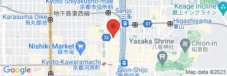 地図 にぎり五右衛門