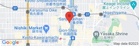 地図 四季々々PONTO