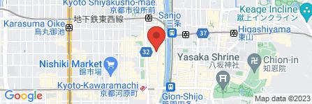 地図 お好み焼き  寅