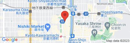 地図 ジンジャーマン