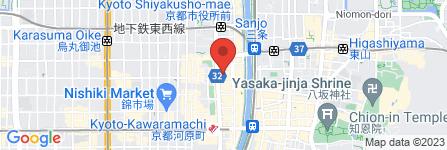 地図 カレー&BAR KATHMANDU