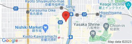 地図 BAR CRANE