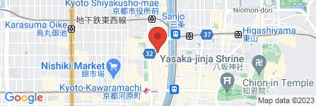 地図 六角酒場 ちゃぶちゃぶ